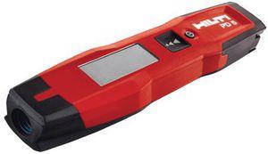 Medidor láser PD 5 Código #2004788 1x Medidor láser PD 5 1x Pila AAA (2) alcalina1x Bolsa de herramientas PDA 605