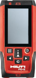 Precisión: ±1 mm Rango de medición: 0 m - 200 m Clase de láser: 1 mW, nm, Clase 2 (IEC 60825-1:2007), Clase II (FDA CFR 21 art. 1040)