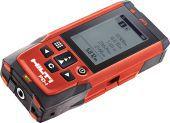 Precisión: ±1 mm Rango de medición: 0.05 m - 200 m Clase de láser: 1 mW, nm, Clase 2 (IEC 60825-1:2008), Clase II (FDA CFR 21 art. 1040)